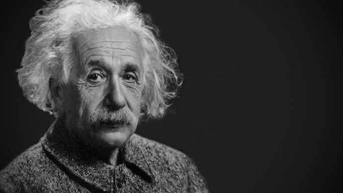 Einstein'a Göre Mutluluğun Formülü