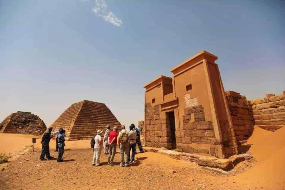 Nubiya Piramitleri
