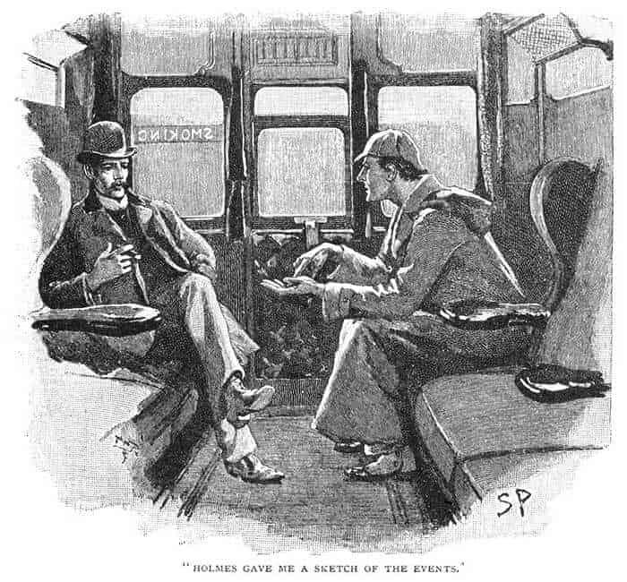 Sherlock Holmes ve Yazarı Conan Doyle Hakkında Pek Bilinmeyen 7 Gerçek 1