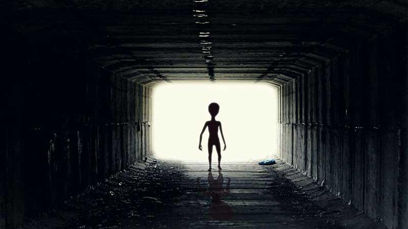 Uzaylılar Dünyada