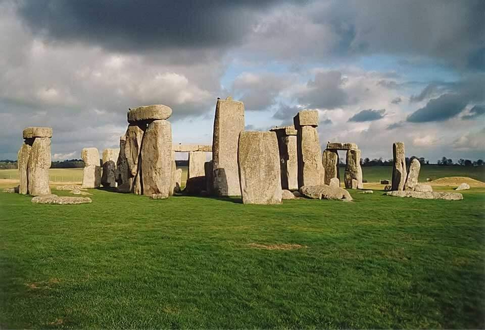Dünyada Gidip Görülmesi Gereken Antik Yapılar 2