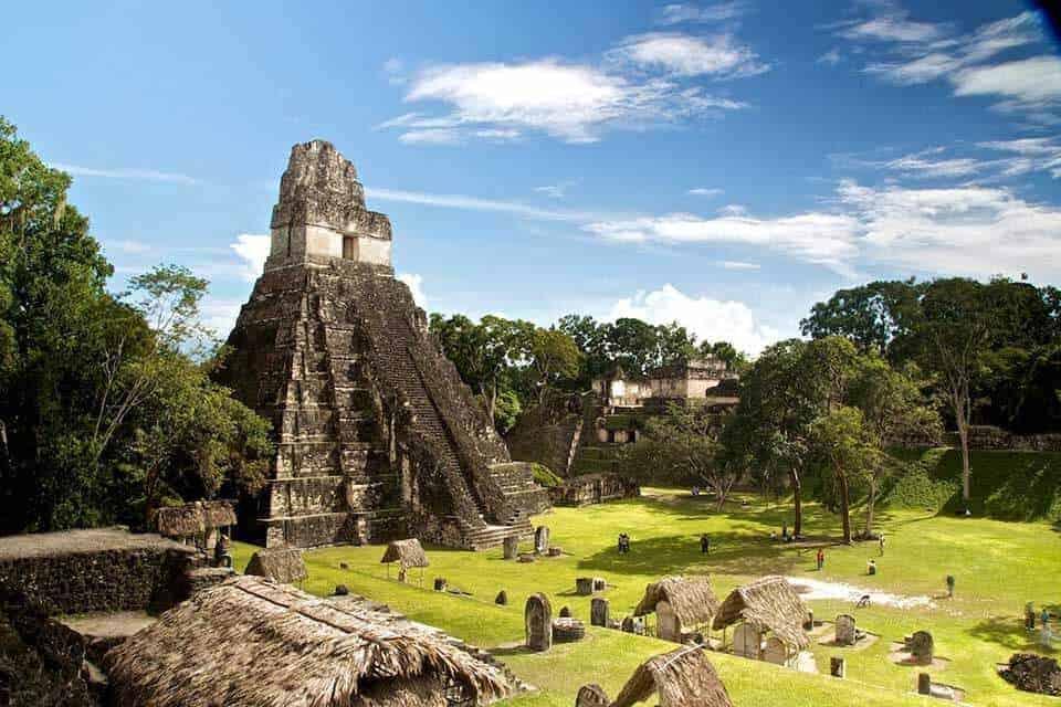 Dünyada Gidip Görülmesi Gereken Antik Yapılar 1