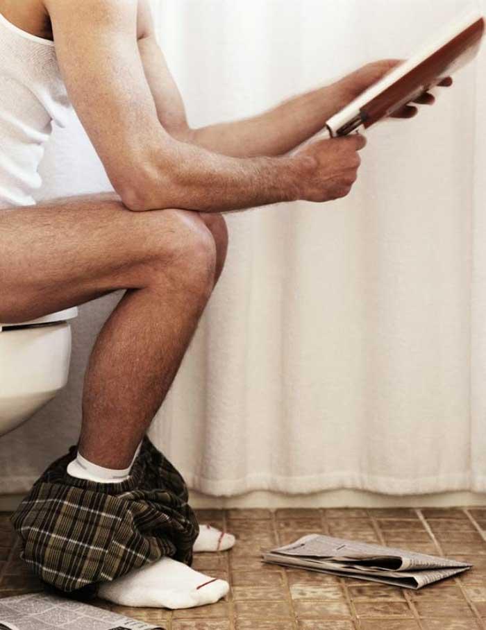 Akıllı Telefonlar Yokken Tuvalette Ne Yapıyorduk?
