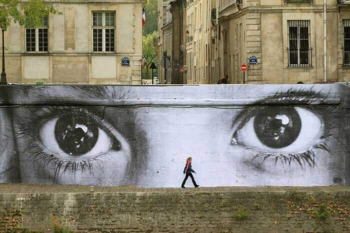 Sokakları Sanatla Buluşturan 5 Sokak Sanatçısı