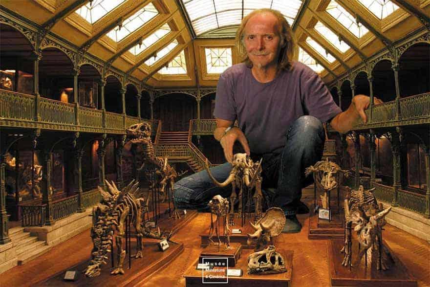 Dan Ohlmann'ın Minyatür Sinema Müzesi