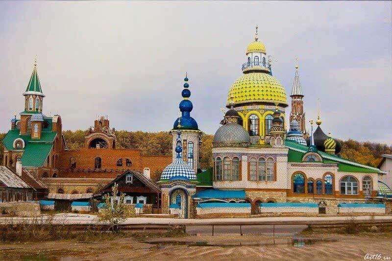 Tüm Dinler Tapınağı İldar Khanov