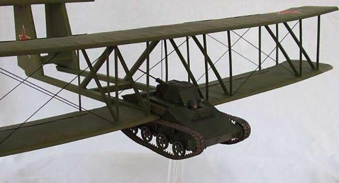 Uçan Tank Antonov A40