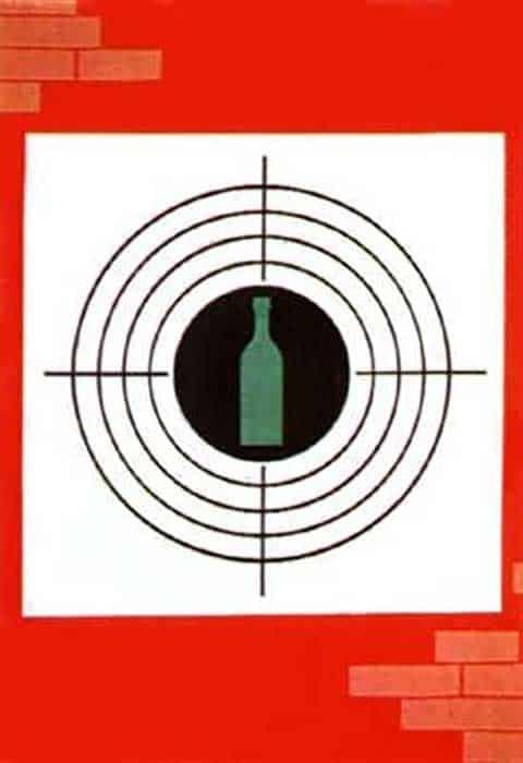Sovyetler Birliği'nin Alkol Karşıtı Propaganda Afişleri 1