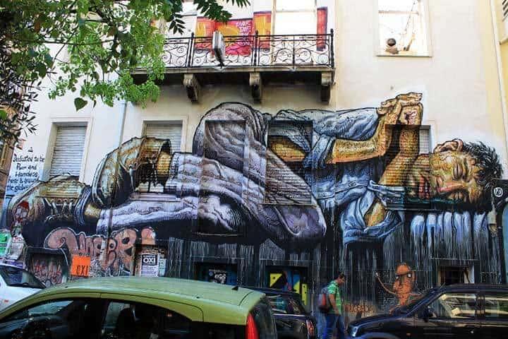 WD'nin Muazzam Sokak Çizimleri