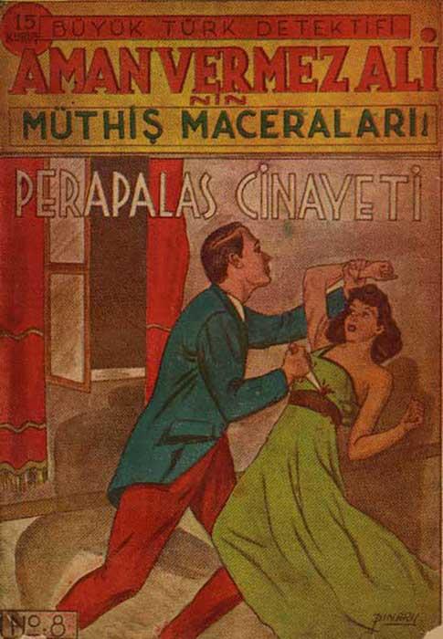 Amanvermez Avni: Osmanlı'nın Sherlock Holmes'ü