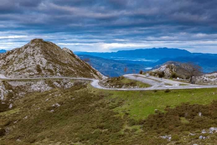 Avrupa'daki Doğal Bisiklet Yolları