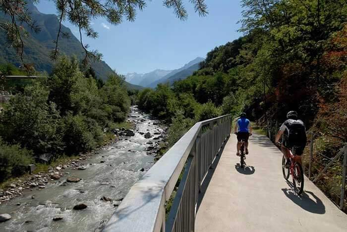 Avrupa'daki Doğal Bisiklet Yolları 1