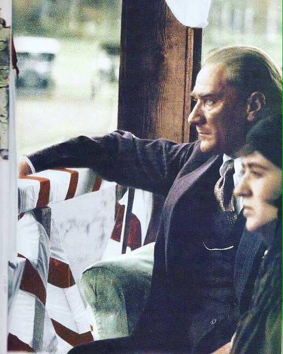 Pek Bilinmeyen Özellikleriyle Atatürk