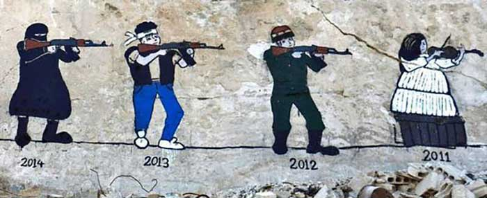Ebu Malik el-Şami: Yıkılan Duvarların Portresinde Yeşeren Umut