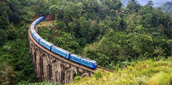 Dünyanın En İyi 10 Tren Rotası 2