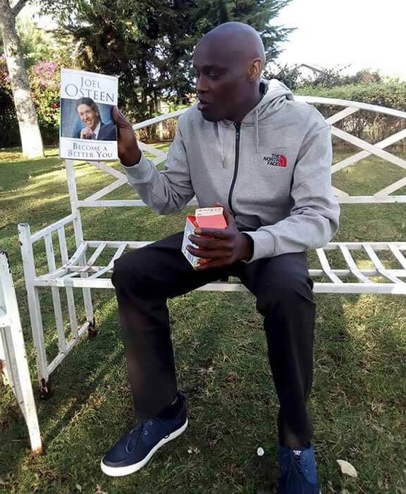 Gerçek Bir Arkadaşlık Hikayesi: Manja Mwaura ve Patrick Hinga 2