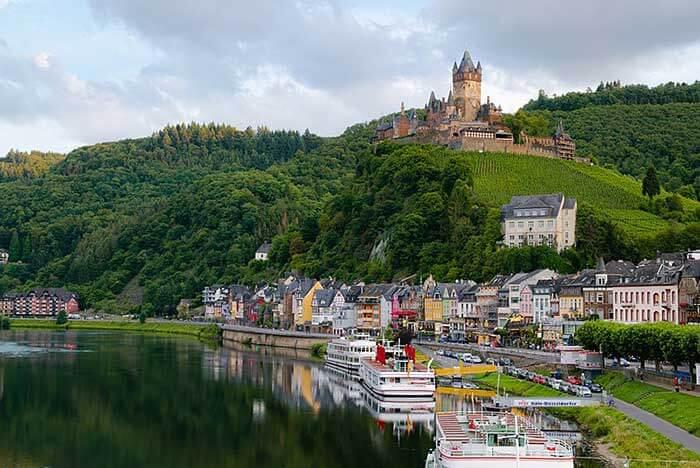 Herkesin Bildiği Avrupa Ülkelerinin Pek Bilinmeyen 9 Güzel Şehri