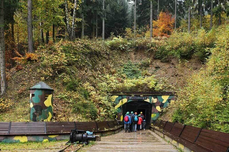 Riese Projesi: Polonya'daki Gizli Nazi Tünelleri 1