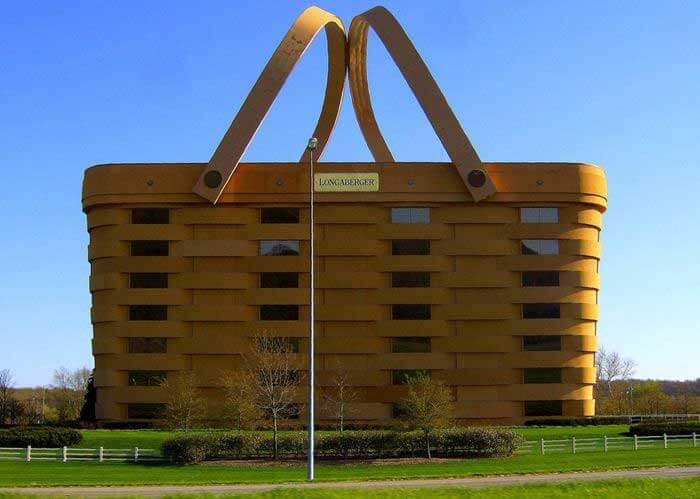 Dünyanın En İlginç Binaları 1