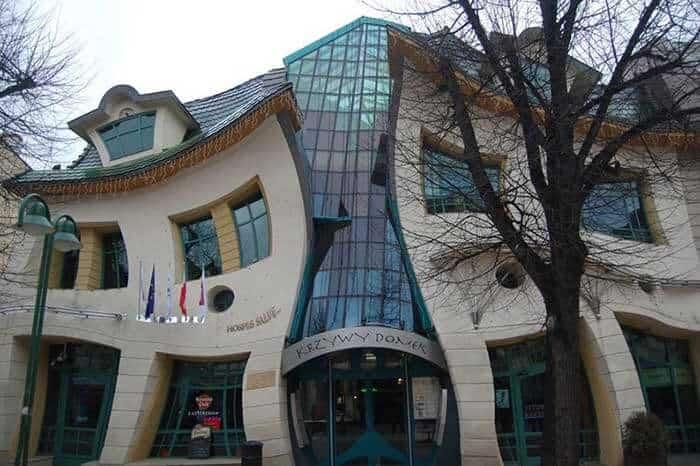 Dünyanın En İlginç Binaları 2