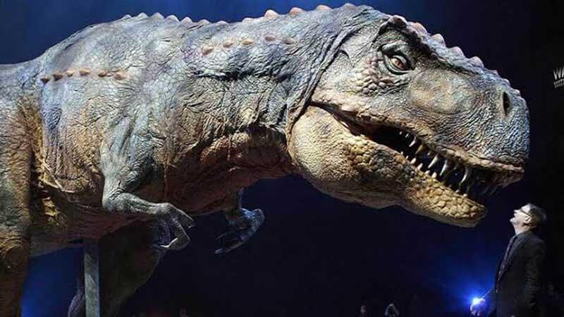 Dinozorlar Bugün Yaşasaydı