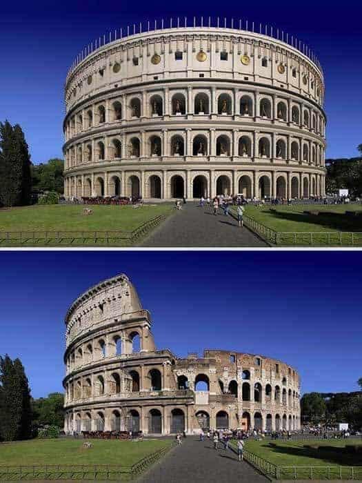 Antik Roma Yapıları