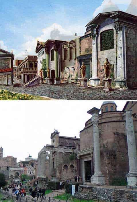 Öncesi ve Sonrası: Antik Roma Yapıları 2