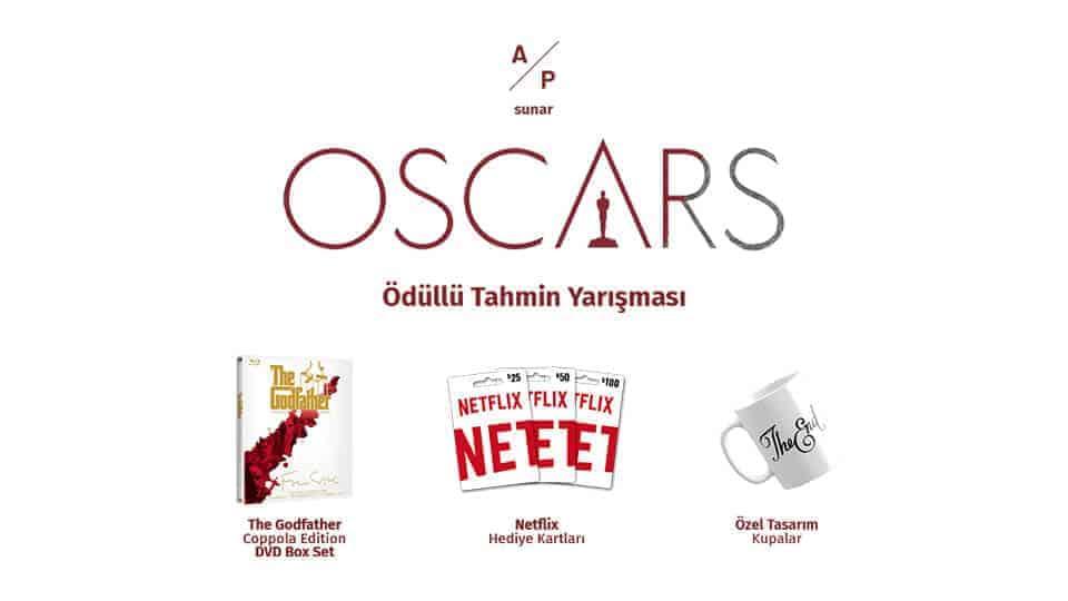 2020 Oscar Ödülleri – Ödüllü Tahmin Yarışması