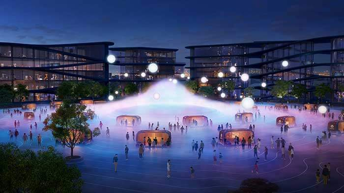 Akıllı Şehir Woven City