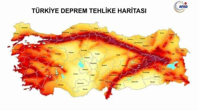 Türkiye'nin En Büyük Depremleri 1