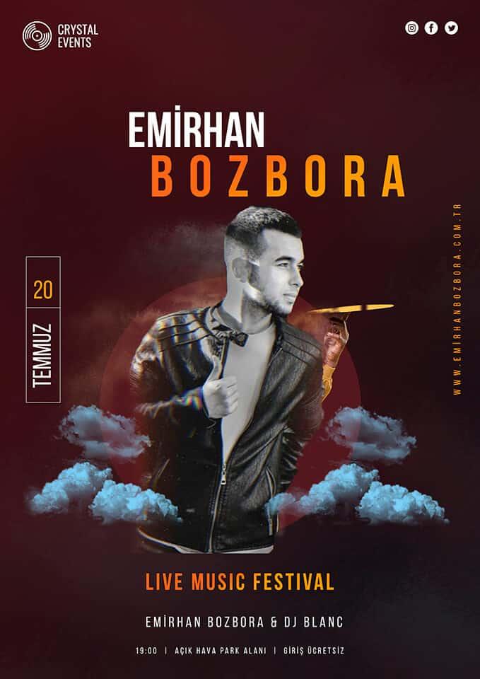 Emirhan Bozbora'dan Kıtalar Arası Muzik